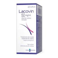 LACOVIN 50 mg/ml SOLUCIÓN CUTÁNEA, 1 frasco de 60 ml