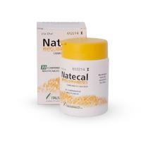NATECAL 600 mg  COMPRIMIDOS MASTICABLES, 60 comprimidos