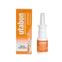 UTABON 0,5 mg/ml SOLUCION PARA PULVERIZACION NASAL CON BOMBA DOSIFICADORA, 1 envase pulverizador de 15 ml
