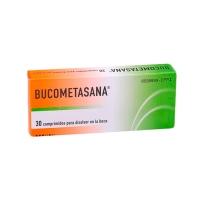 BUCOMETASANA, 30 comprimidos