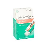 ASPIRINA 500 MG GRANULADO 10 SOBR