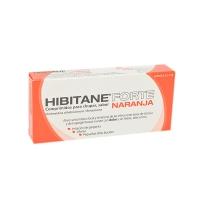 HIBITANE 5mg/5mg COMPRIMIDOS PARA CHUPAR SABOR NARANJA, 20 comprimidos