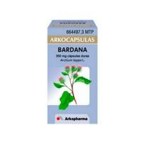 ARKOCAPSULAS BARDANA 350 mg CAPSULAS DURAS, 48 cápsulas
