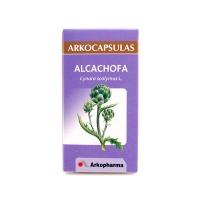 ARKOCAPSULAS ALCACHOFA 150 mg CAPSULAS DURAS, 50 cápsulas