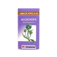 ARKOCAPSULAS ALCACHOFA 150 mg CAPSULAS DURAS, 100 cápsulas