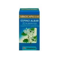 ARKOCAPSULAS ESPINO ALBAR 350 mg CAPSULAS DURAS, 84 cápsulas
