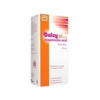 DALSY 20 mg/ml SUSPENSION ORAL