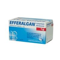 EFFERALGAN 1 G, 8 comprimidos