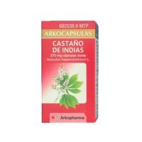 ARKOCAPSULAS CASTAÑO DE INDIAS 275 mg CAPSULAS DURAS, 48 cápsulas