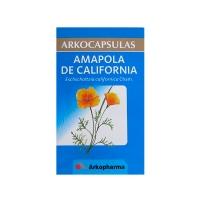 ARKOCAPSULAS AMAPOLA DE CALIFORNIA  CAPSULAS DURAS, 50 cápsulas
