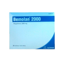 BEMOLAN 2000 mg GEL, 30 sobres