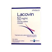 LACOVIN 50 mg/ml SOLUCIÓN CUTÁNEA, 4 frascos de 60 ml
