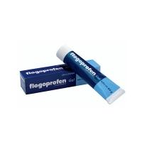 FLOGOPROFEN  50 mg/g Gel, 1 tubo de 100 g