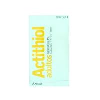 MUCOACTIOL 50 MG/ML SOLUCIÓN ORAL, 1 frasco de 200 ml