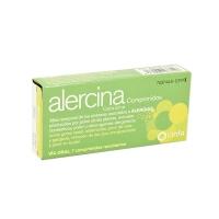 ALERCINA 10 mg COMPRIMIDOS, 7 comprimidos