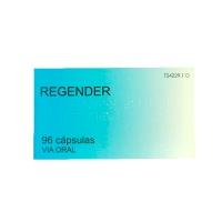 REGENDER 120 mg CAPSULAS DURAS, 96 cápsulas