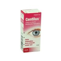 CENTILUX SOLUCION, 1 frasco de 10 ml