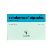 CONDUCTASA 153,4 mg CAPSULAS DURAS, 30 cápsulas
