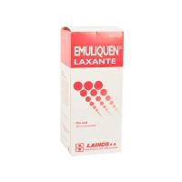 EMULIQUEN LAXANTE 478,26 mg/ml + 0,3 mg/ml EMULSION ORAL, 1 frasco de 230 ml