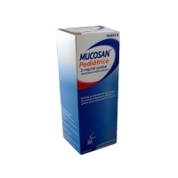 MUCOSAN PEDIATRICO 3 mg/ml JARABE, 1 frasco de 200 ml