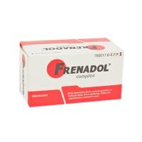 FRENADOL COMPLEX GRANULADO PARA SOLUCION ORAL, 10 sobres
