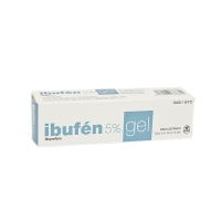 IBUFEN 50 mg/g GEL, 1 tubo de 50 g