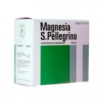 MAGNESIA SAN PELLEGRINO 3,6 g POLVO PARA SUSPENSION ORAL, 20 sobres