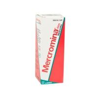 MERCROMINA FILM, 1 frasco de 10 ml