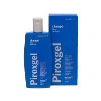 PIROXGEL 6 mg/ml CHAMPU, 1 frasco de 200 ml