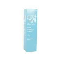 CRISTALMINA 10 mg/ml SOLUCION CUTANEA, 1 frasco de 125 ml