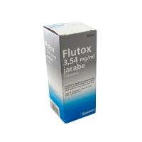 FLUTOX 3,54 mg/ml JARABE, 1 frasco de 120 ml