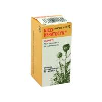 NICO-HEPATOCYN COMPRIMIDOS RECUBIERTOS, 60 comprimidos