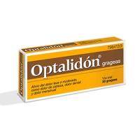 OPTALIDON GRAGEAS, 20 comprimidos