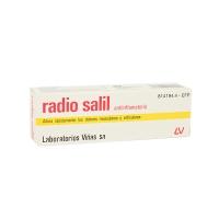 RADIO SALIL ANTIINFLAMATORIO CREMA, 1 tubo de 30 g