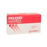 EMULIQUEN LAXANTE 7.173,9 mg/4,5 mg EMULSION ORAL EN SOBRES, 10 sobres