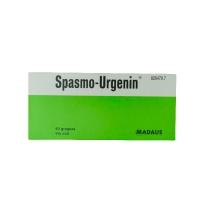 SPASMO-URGENIN COMPRIMIDOS RECUBIERTOS, 40 comprimidos