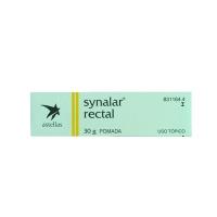 SYNALAR RECTAL POMADA, 1 tubo de 30 g