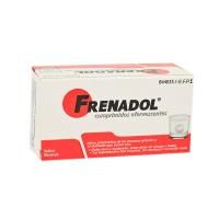 FRENADOL COMPRIMIDOS EFERVESCENTES, 10 comprimidos