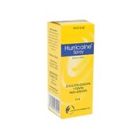 HURRICAINE SPRAY 200 mg/ml SOLUCION PARA PULVERIZACION BUCAL, 1 frasco de 5 ml
