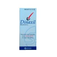DINAXIL SOLUCION TOPICA CAPILAR, 1 frasco de 60 ml