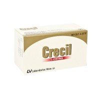 CRECIL 500 mg  CAPSULAS DURAS, 40 cápsulas