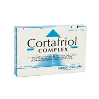 CORTAFRIOL COMPLEX COMPRIMIDOS RECUBIERTOS, 12 comprimidos